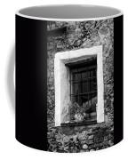 Ascona Window Bw Coffee Mug