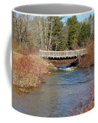 Ash Brook And Bridge Coffee Mug