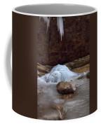 Ash Cave Frozen Over Coffee Mug
