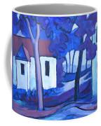 Ashcroft Manor Buildings Coffee Mug