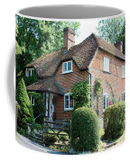 Ashers Farmhouse Five Bells Lane Nether Wallop Coffee Mug