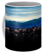 Asheville Skyline Coffee Mug
