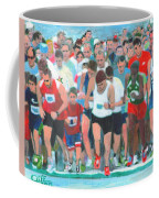 Ashland Half Marathon Coffee Mug
