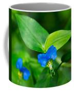 Asiatic Dayflower Coffee Mug