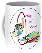 Asl Always And Forever Coffee Mug