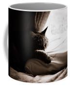 Asleep At Last Coffee Mug