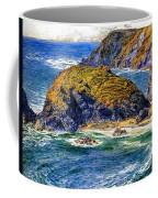 Aspargus Island Coffee Mug