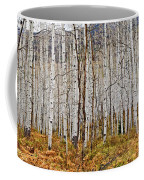 Aspen And Ferns Coffee Mug
