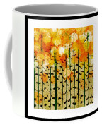 Aspen Colorado Abstract Square 4 Coffee Mug