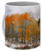 Aspen Grove Along The Snake River Grand Teton National Park Coffee Mug
