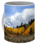 Aspen Hillside Coffee Mug