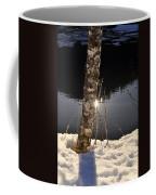 Alder In Winter Coffee Mug