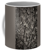 Aspen Leaves Coffee Mug