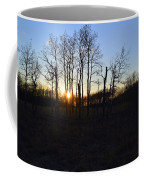 Aspen Prairie Sunset Coffee Mug