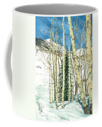 Aspen Shelter Coffee Mug