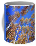 Aspen Tree Tops Coffee Mug