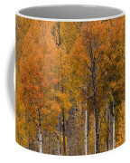 Aspens Ablaze Coffee Mug