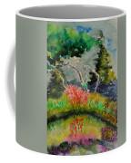 Aspens On Acid Coffee Mug