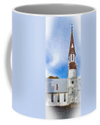 Aspiring Chapel Impasto Coffee Mug
