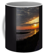 Assateague Sunrise Vertical Coffee Mug
