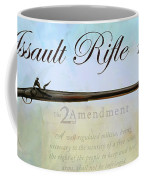 Assault Rifle Coffee Mug