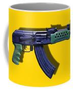 Assault Rifle Pop Art - 20130120 - V2 Coffee Mug