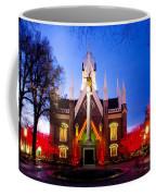 Assembly Hall Slc Temple Coffee Mug by La Rae  Roberts