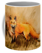 Assessing The Situation Antiqued Coffee Mug
