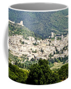 Assisi Italy - Medieval Hilltop City Coffee Mug