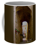 Assisi Walkway Coffee Mug