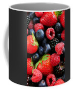Assorted Fresh Berries Coffee Mug