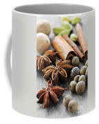 Assorted Spices Coffee Mug