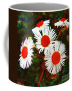 Asters Bright And Bold Coffee Mug