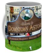 Astoria Oregon Coffee Mug