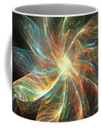 Astral Flower Coffee Mug