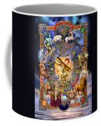 Astrology Coffee Mug by Ciro Marchetti
