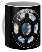 Astronauts View From The Space Station Coffee Mug