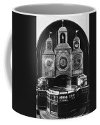 Astronomical Clock, C1750 Coffee Mug