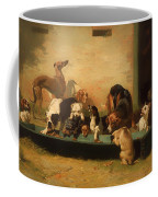 At A Dogs' Home Coffee Mug
