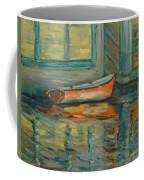At Boat House 2 Coffee Mug