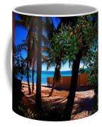 At Dog's Beach In Key West Coffee Mug by Susanne Van Hulst