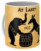 At Last Coffee Mug