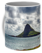 At Mokoli'i's Summit Coffee Mug