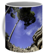 At Parc Guell In Barcelona - Spain Coffee Mug