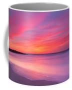 At Peace At 16x9 Crop Coffee Mug
