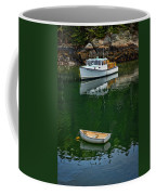 At Rest In The Cove Coffee Mug