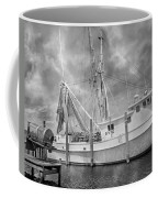 At Rest In The Harbor Coffee Mug