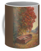 At Rest Coffee Mug by Lucie Bilodeau