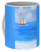 At Sea Coffee Mug