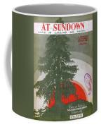 At Sundown Coffee Mug